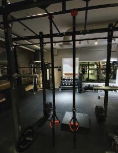 trx band gym