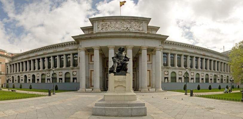 Madrid sevärdheter Pradomuseet