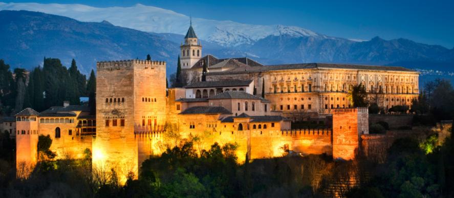 Alhambra sevärdheter