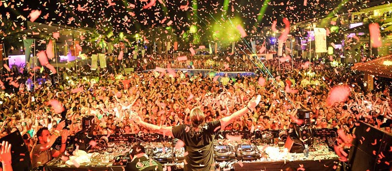 nattklubb Ibiza