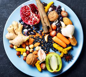 ekologisk mat för hälsan