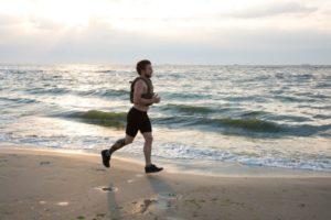 viktväst promenad och löpning för effektiv viktnedgång