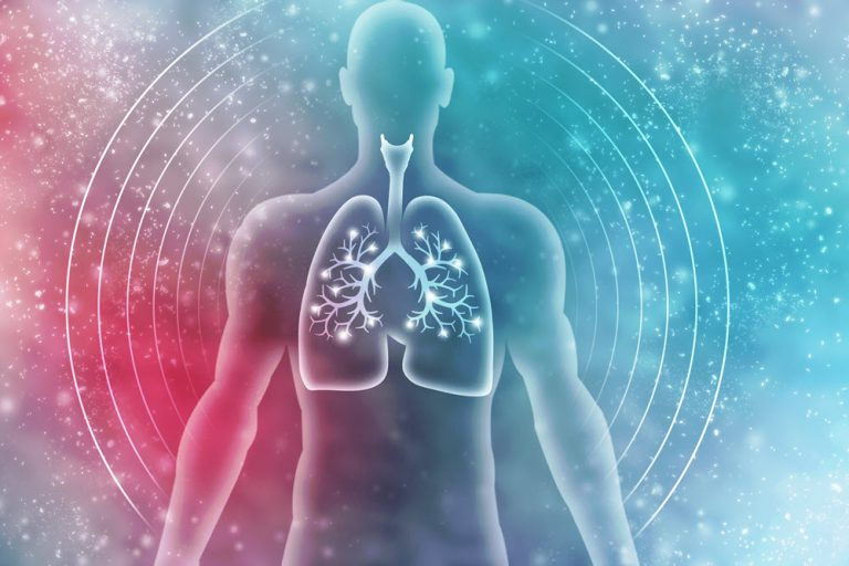 Andningsövningar lungor